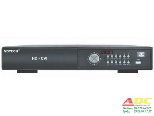Đầu ghi hình 4 kênh H.264 VDTECH VDT-2700CVI